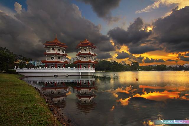 暴風雨來臨 l Heavy Rain Storm is Coming *Corners of Singapore*
