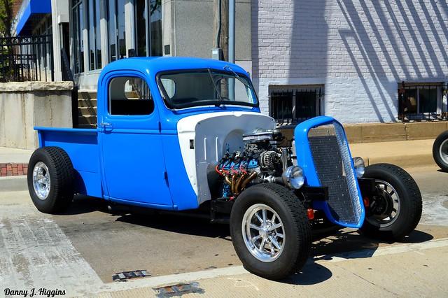 Main Street Car Show. Sterling, Illinois. DSC_1337