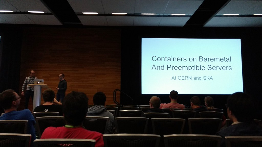 Time to learn about Containers on Baremetal & Preemptible … | Flickr
