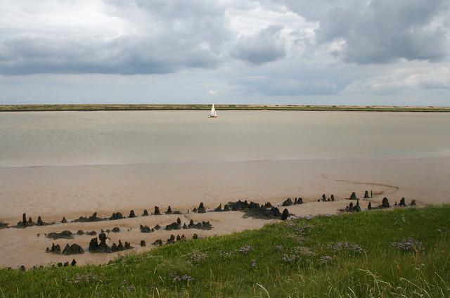 The River Ore near Alderburgh