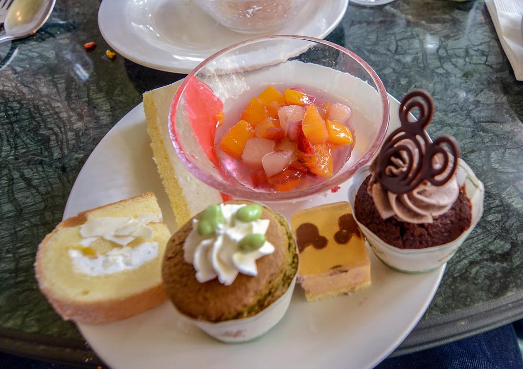 Crystal Palace Dessert Plate 2 TDL
