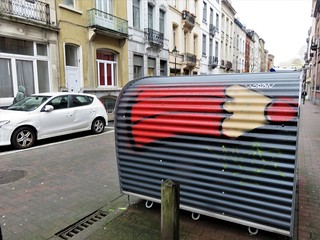 Les Crayons / Bruxelles - 28 mar 2018