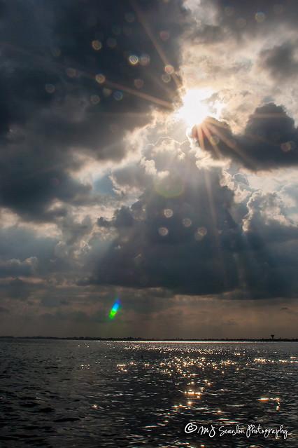 Atlantic Ocean   Florida Coast