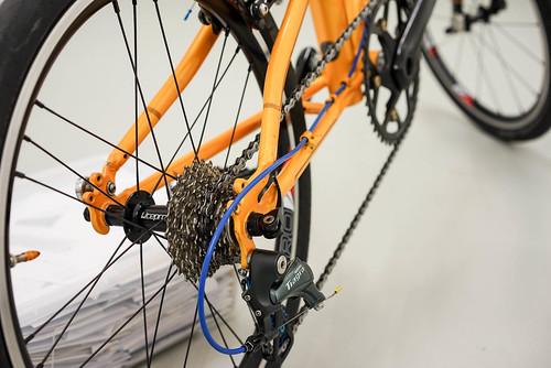 Dahon Foldable Bike Build | by belkin photography