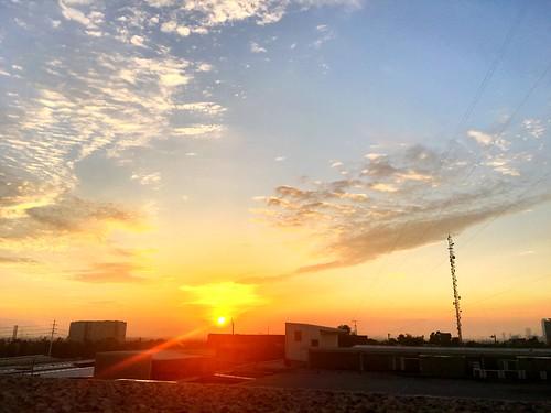 world happy sunrise cielo sky colores colors anaranjado orange dia sun sol mexico amanecer good morning