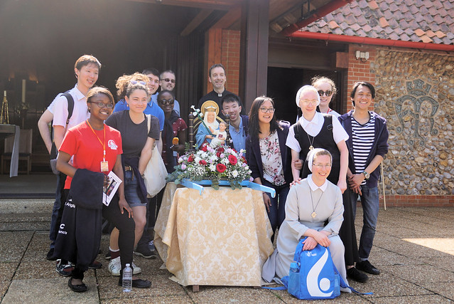 Network Norfolk : 900 join East Anglia Diocese pilgrimage to
