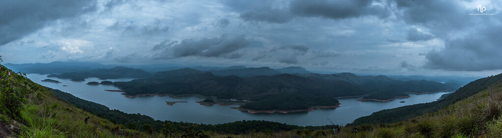 A click of Calvary Mount which is one of the best places to visit in Idukki