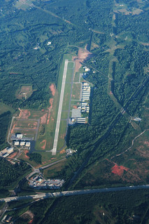 Cobb County Airport Aerial KCCO - July 2014