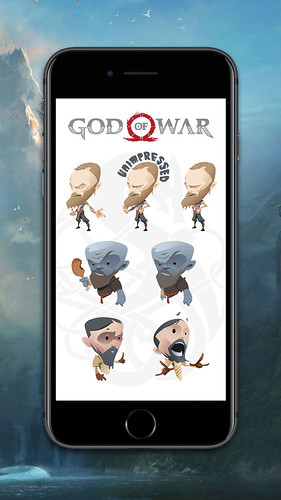 GOW-Stickers-4 | by PlayStation Europe