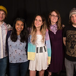 Thu, 26/04/2018 - 11:20am - Speedy Ortiz Live in Studio A, 4.26.18 Photographer: Kristen Riffert