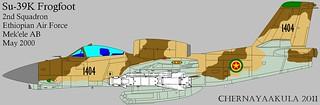 Early artist impression of Soviet RAM-J (Su-25 'Frogfoot')-Gak-hook-Su-39-EtAF | by Motschke