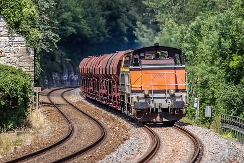 22 juin 2009  BB 63865-63817 Train 511807 Périgueux -> Coutras Mauriac (33) | by Anthony Querleau