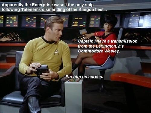 The Commodore Calls | by trekriffic