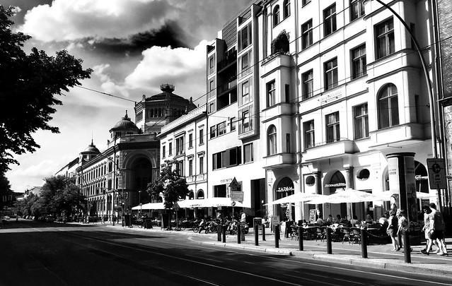 Berlin Jewish Quarter