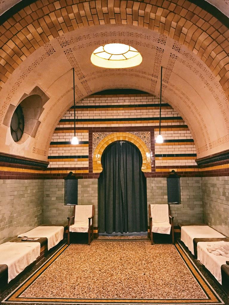 Turkish Bath in Harrogate