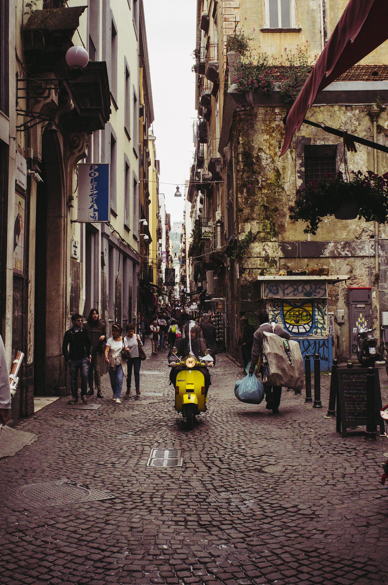 Napoli - Centro Storico