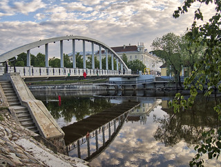 Arch Bridge, Tartu, Estonia | by neilalderney123