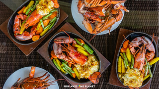 Lobster   by OURAWESOMEPLANET: PHILS #1 FOOD AND TRAVEL BLOG