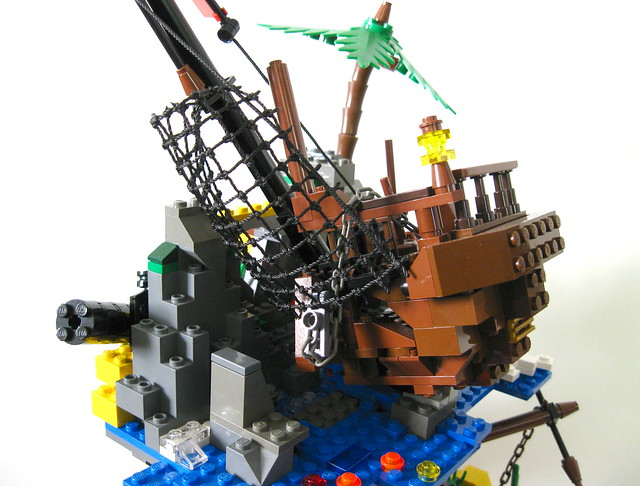 the Old Wreck