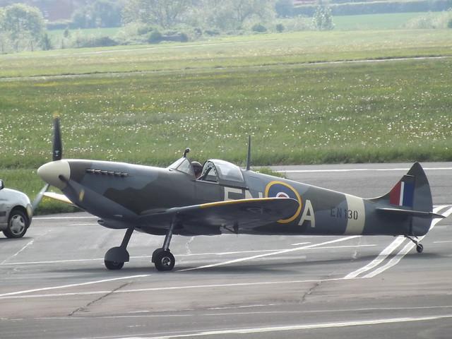 G-ENAA Supermarine Aircraft Spitfire Mk.26B Private