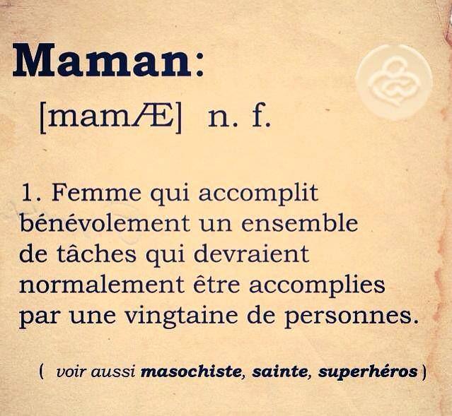 Belles Citations Sur Les Mamans Merci Maman Lol Http Flickr