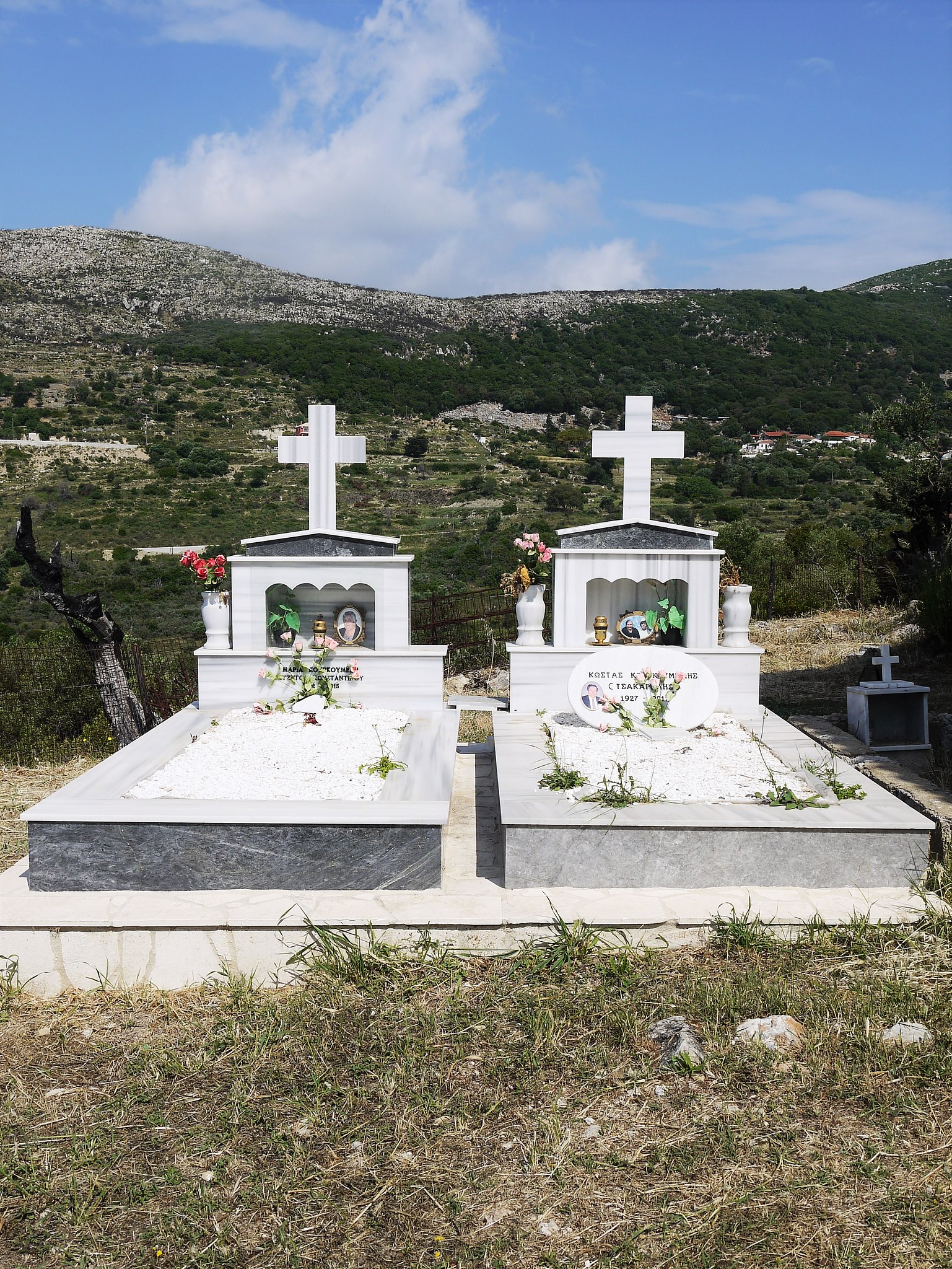 Old Skala Graves