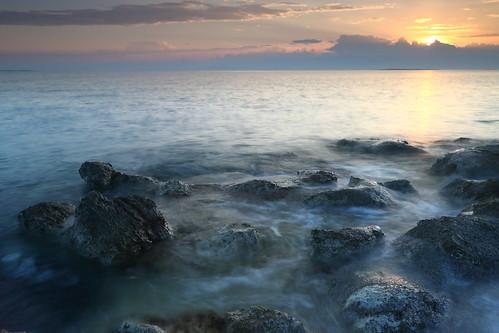 adrianodavanzo canon7dmarkii canon1740mmf4lusm sea croazia sunrise