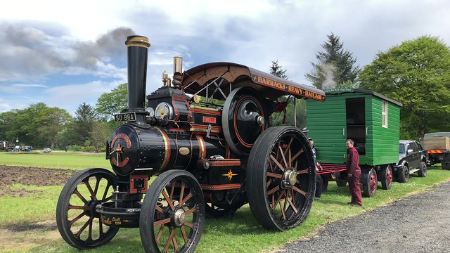 BA Vintage Country Fair - Aberdeen Scotland - 20/5/2018