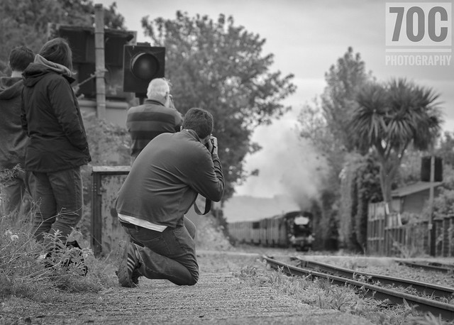 Preparing The Shot