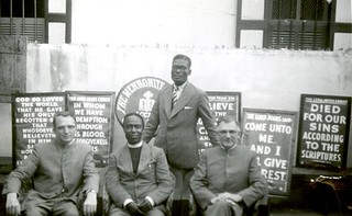Ministers in Ghana