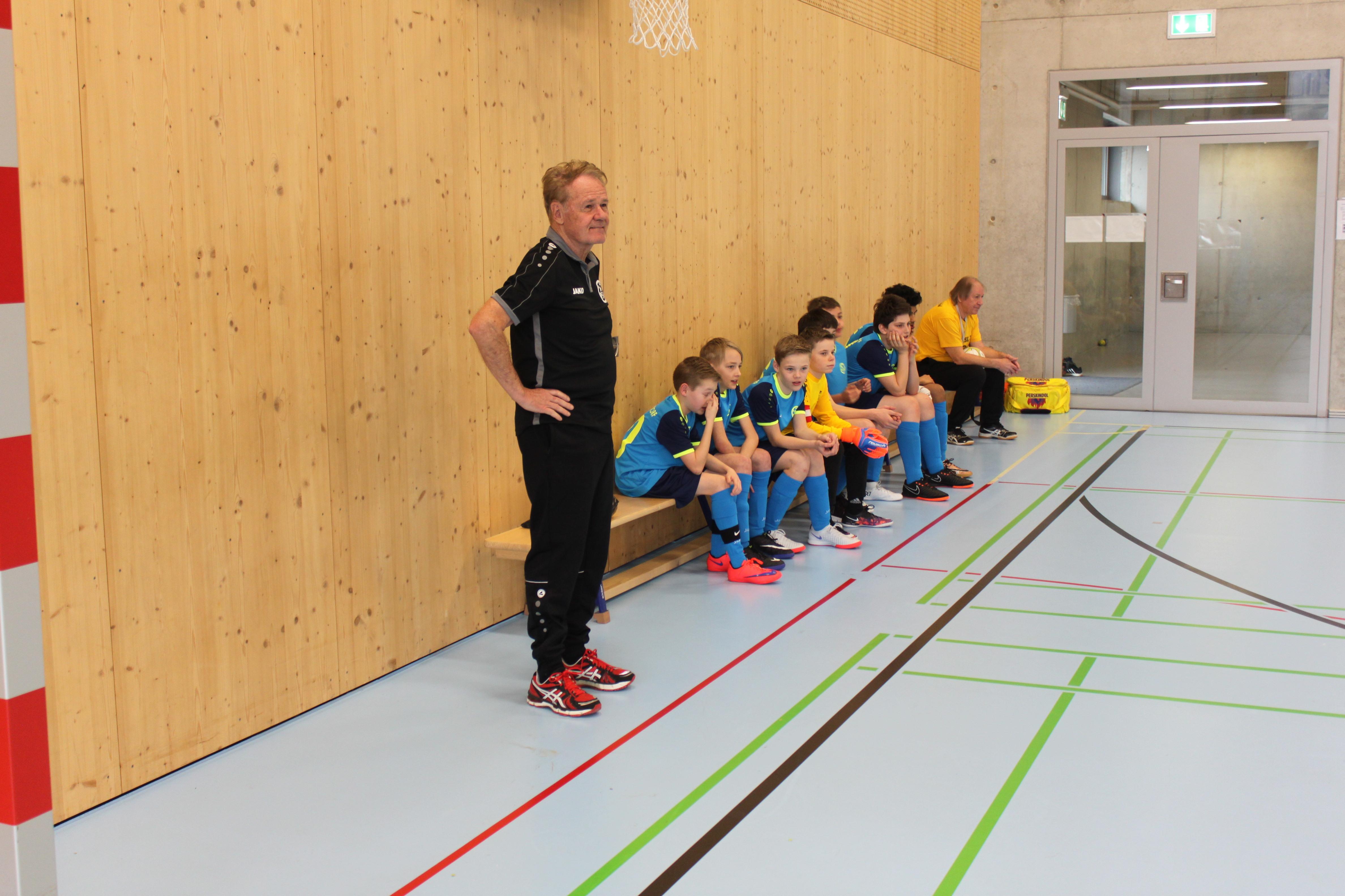 SVK Junioren-Hallenturnier 2018