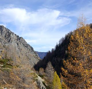Salanfe - Switzerland - Mountain view