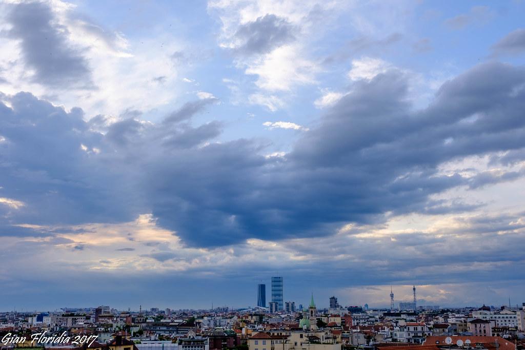 Messico (Milano) e Nuvole!