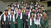 A total of 101 current and former UH student-athletes were part of the spring graduating class. The University of Hawaii at Manoa's spring 2018 commencement ceremony was held at the Stan Sheriff Center on Saturday, May 12, 2018.