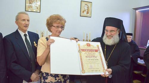 Centrului-Cultural-Spiritual-Varatec-Emilia-Tutuianu-premiata-de-Ioachim-Bacaoanu