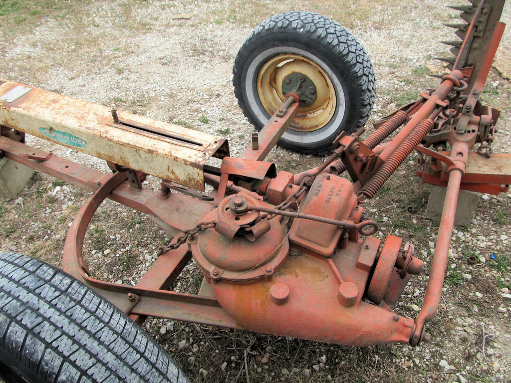 "New Idea"" Sickle Bar Mower, View 4 