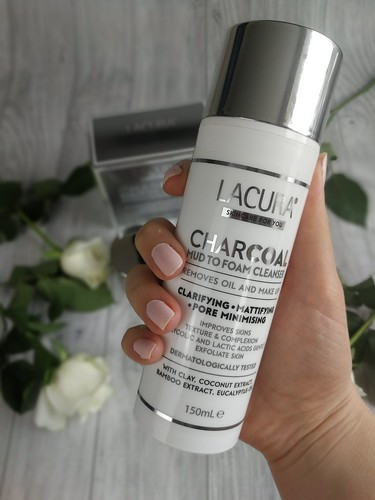 Lacura Charcoal Skincare   by The CSI Girls