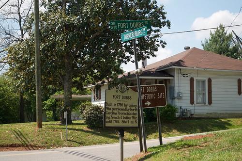 fortdobbshistoricsite iredellcounty northcarolina statesville