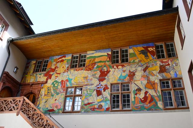 Rathaus in Rheinfelden