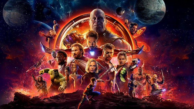 Avengers: Infinity War wallpaper