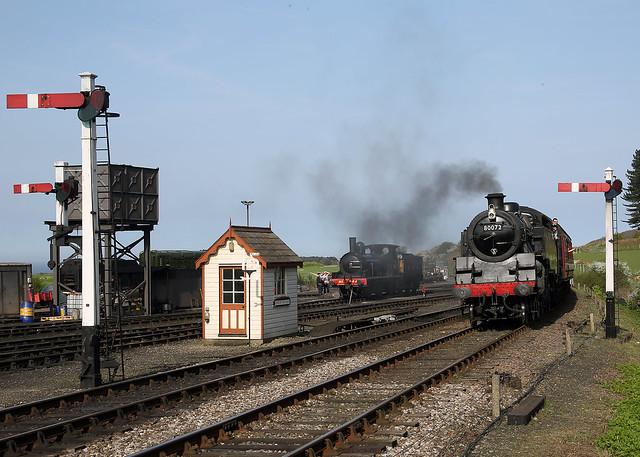 80072 BR Standard Class 4 2-6-4T