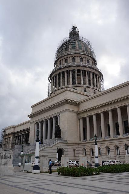 El Capitolio building, Havana, Cuba