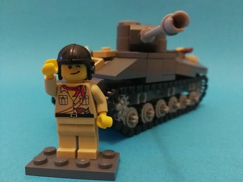 Sherman VC Firefly | by Annoyed Zebra(moderately half decent, kind of alri