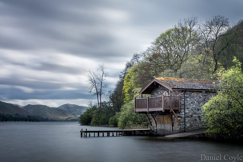 pooleybridgeboathouse dukeofportlandboathouse ullswater lake lakedistrict cumbria boathouse nikon nikond7100 d7100 danielcoyle uk england landscape water countryside viewpoint mountains fells hills trees nature natural