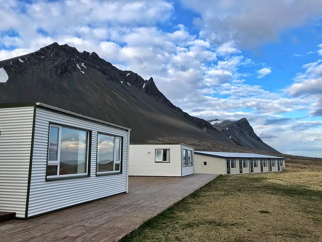Hotel en Islandia