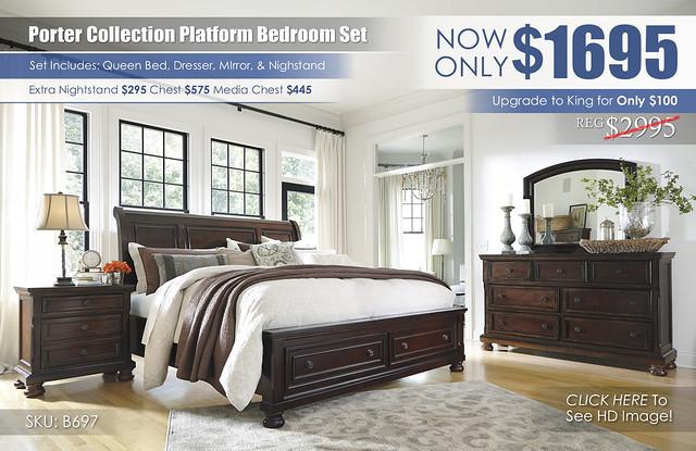 Porter Platform Bedroom Set_B697_Updated