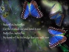 Natalie Imbruglia Butterflies