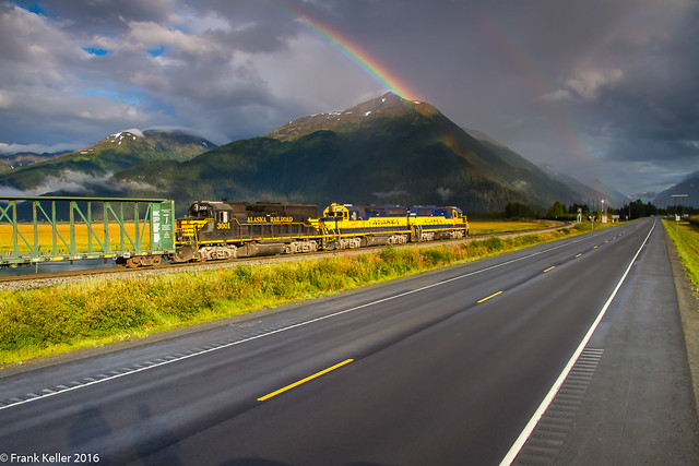 Double Rainbow Surprise