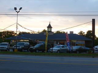 Mikes Used Cars >> Mike S Used Cars Former Howard Johnson S Dort Hwy Flint Flickr