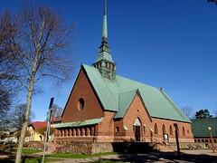 Mariehamn Church